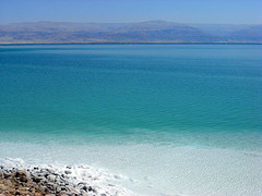 The Salty Dead Sea by kudumomo, on Flickr